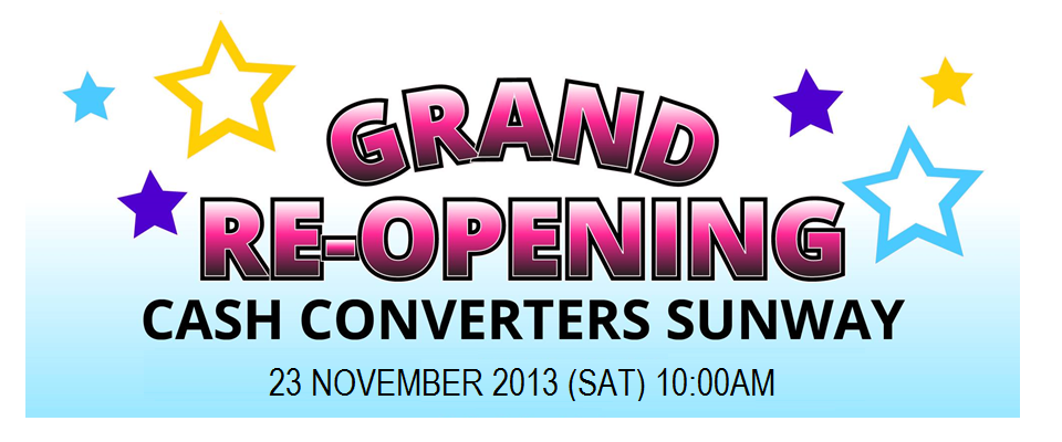 Sunway Grand Re-Opening
